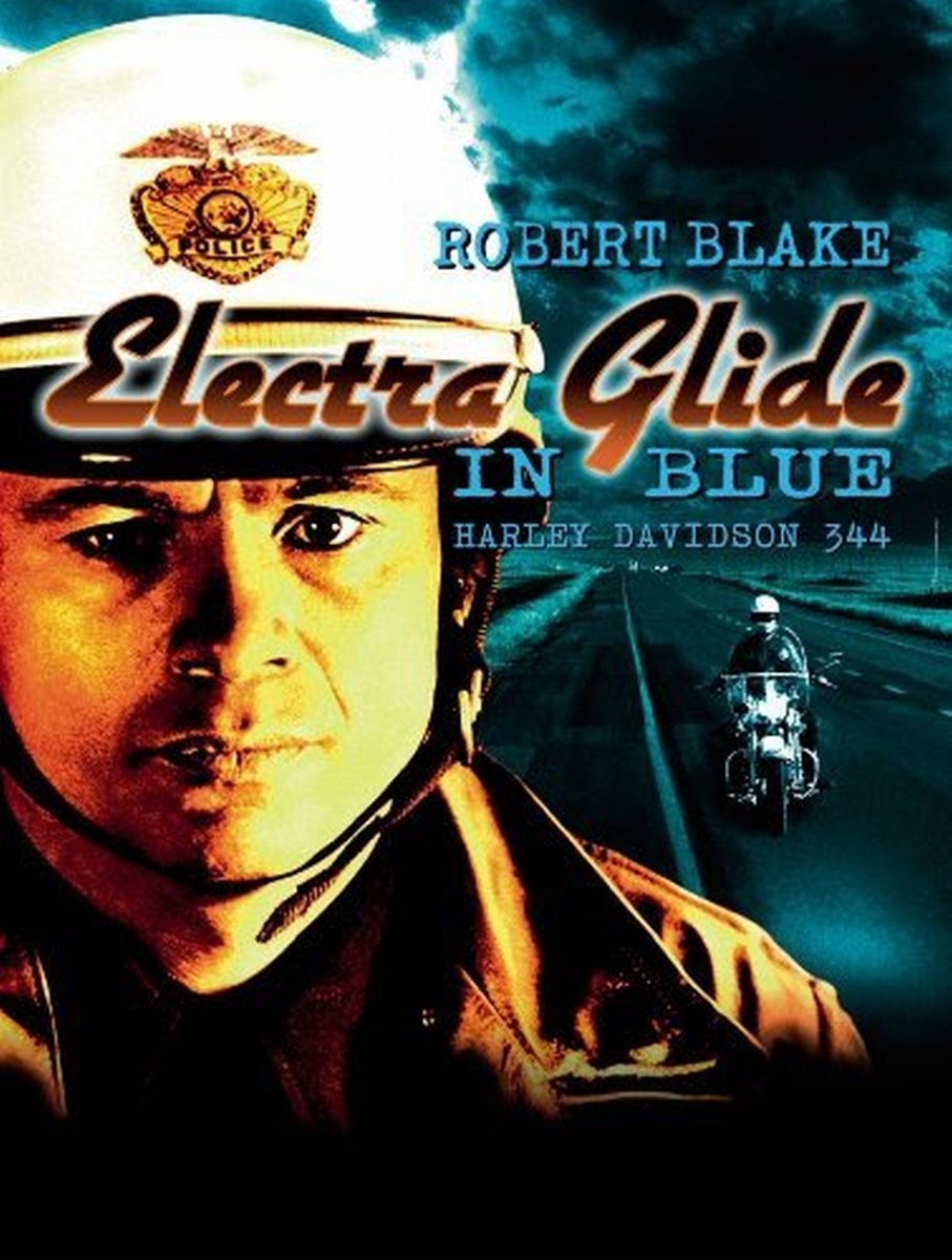Electra Glide in Blue-Harley [Import allemand]