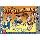 Silly Symphonies Volume 2: The Complete Disney Classics (The Library of American Comics)