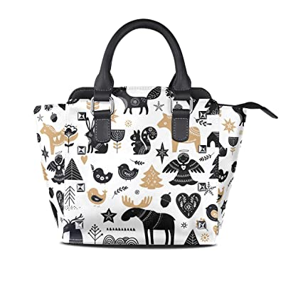 Amazon.com: Disney - Bolsas de hombro para mujer, diseño de ...