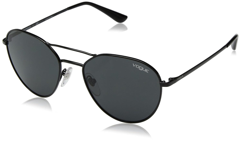 Vogue 0vo4060s 352/87 54 Gafas de sol Black Mujer: Amazon.es ...