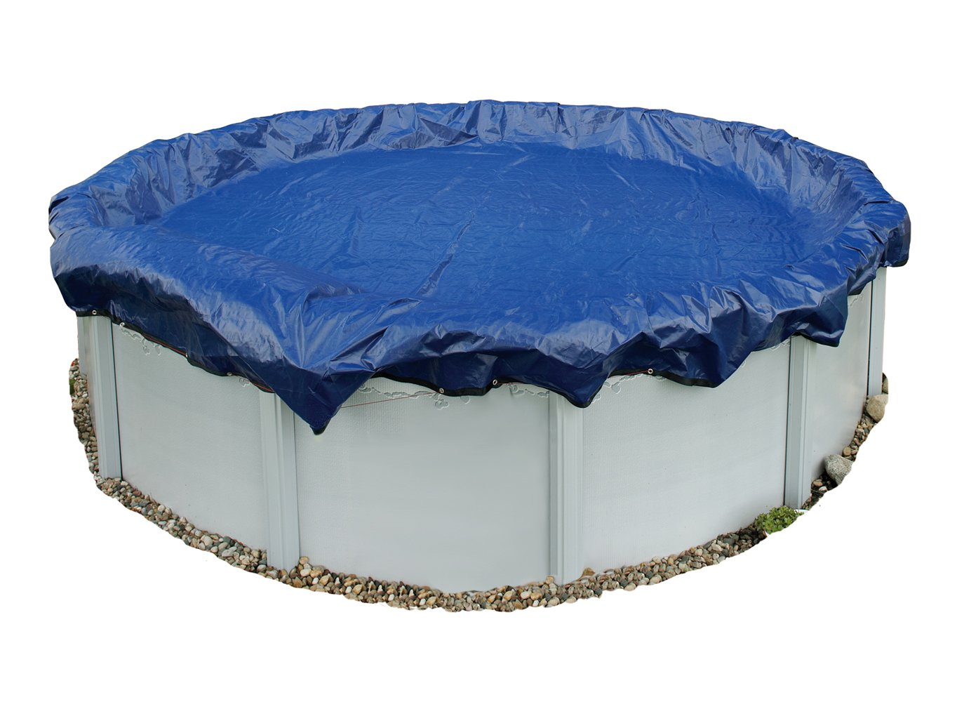 Blue Wave Gold 15-Year 15-ft Round Above Ground Pool Winter Cover