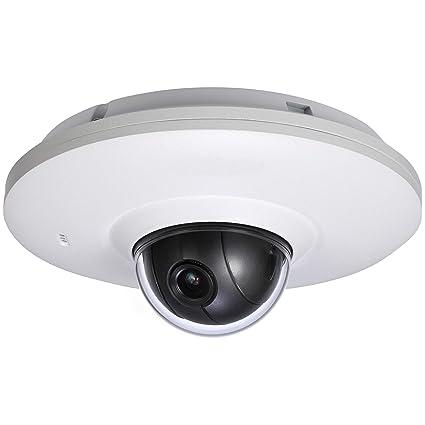 Goliath IP 3 Mega Pixeles Full HD Mini PT Dome Cámara de vigilancia, 180 °