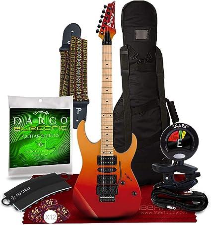 Ibanez RG470MB RG Standard Series Guitarra Eléctrica (Autumn Fade ...