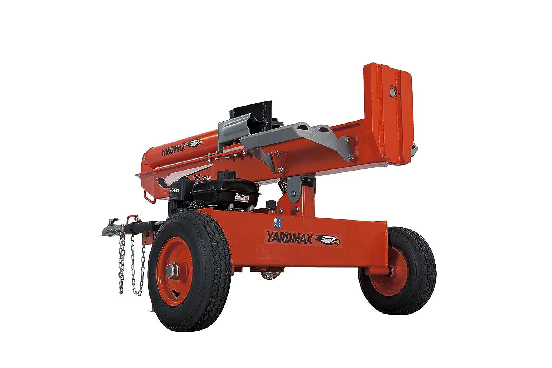 Briggs /& Stratton CR950 6.5HP 4-way wedge YARDMAX YU2566 25 Ton Full Beam Gas Log Splitter 208cc