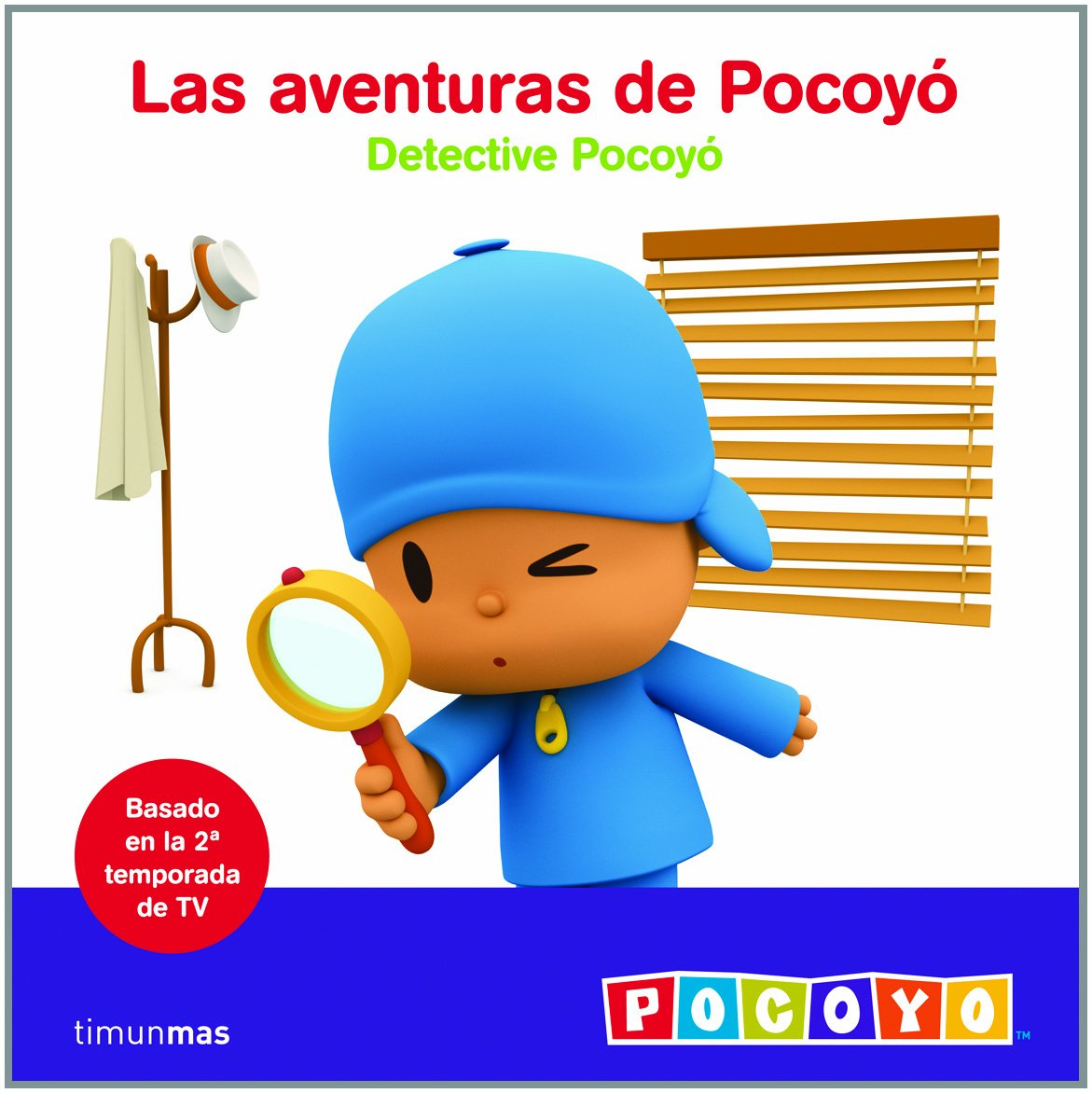Download Las aventuras de Pocoyó. Detective Pocoyó (Spanish Edition) pdf epub