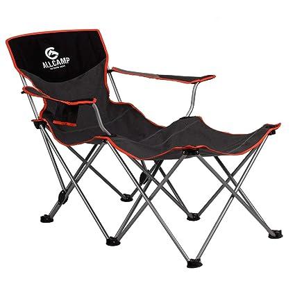 SHUTAO ALLCAMP - Sillas de Camping Plegables para Playa ...