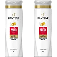 Pantene Pro-V Radiant Color Shine Dream Care 2in1 shampoo & Conditioner with vibrant shine 12.6 Oz (Pack of 2)