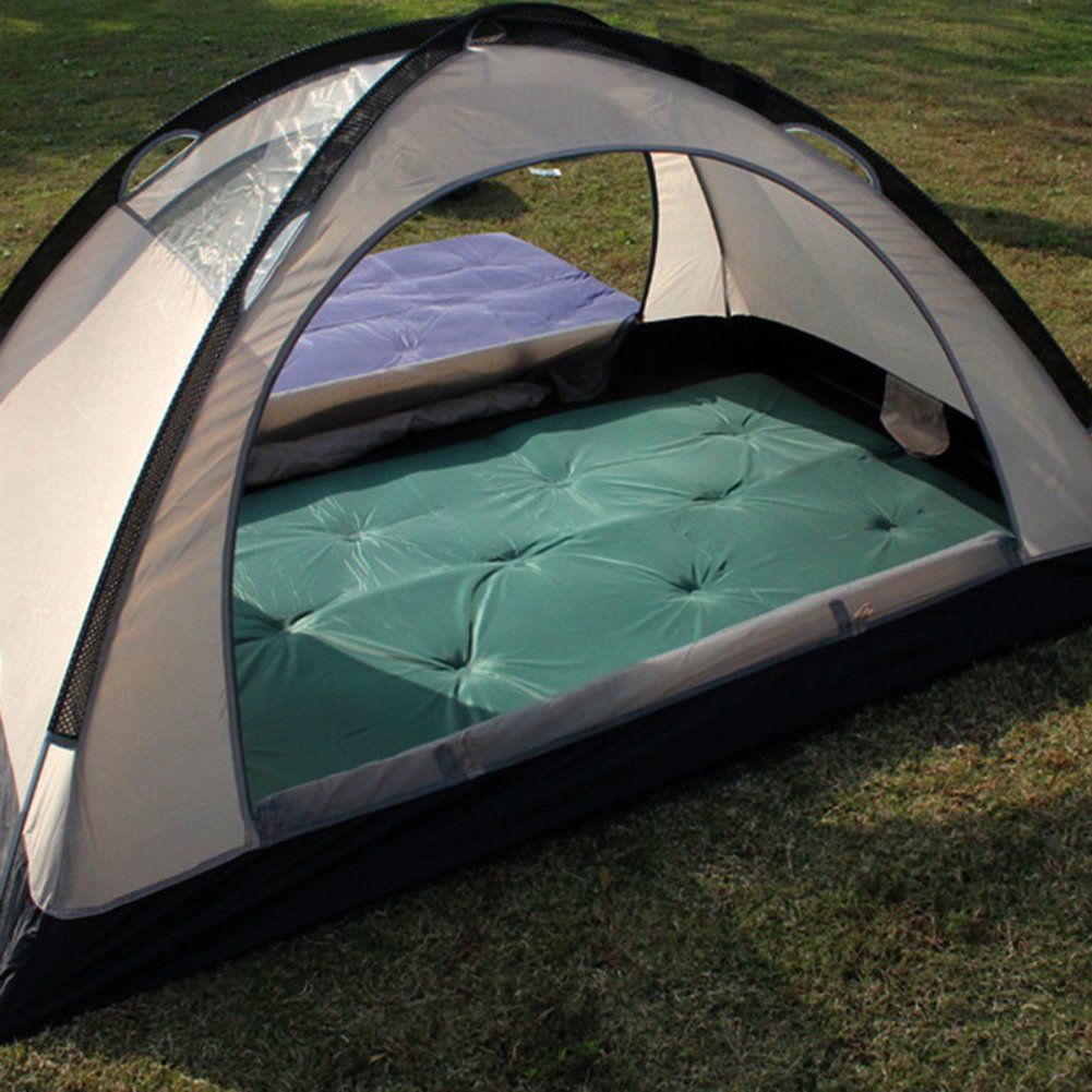 outdoor inflatable cushions for two/ mat/ self-inflating mat/Tent Camping sleeping pad/ mattress-A
