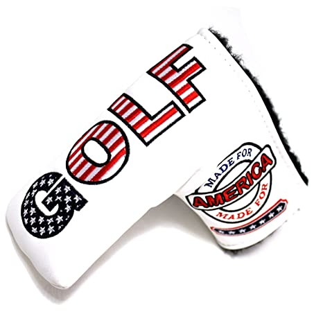 d82ea3bc26a3 USA GOLF Putter Cover Headcover For Scotty Cameron Taylormade Odyssey Blade