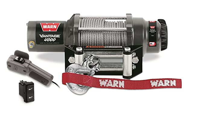 Amazon Warn 89040 Vantage 4000 Winch Lb Capacity Rhamazon: P4000 Warn Winch Wiring Diagram At Elf-jo.com