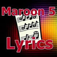 Lyrics for Maroon 5