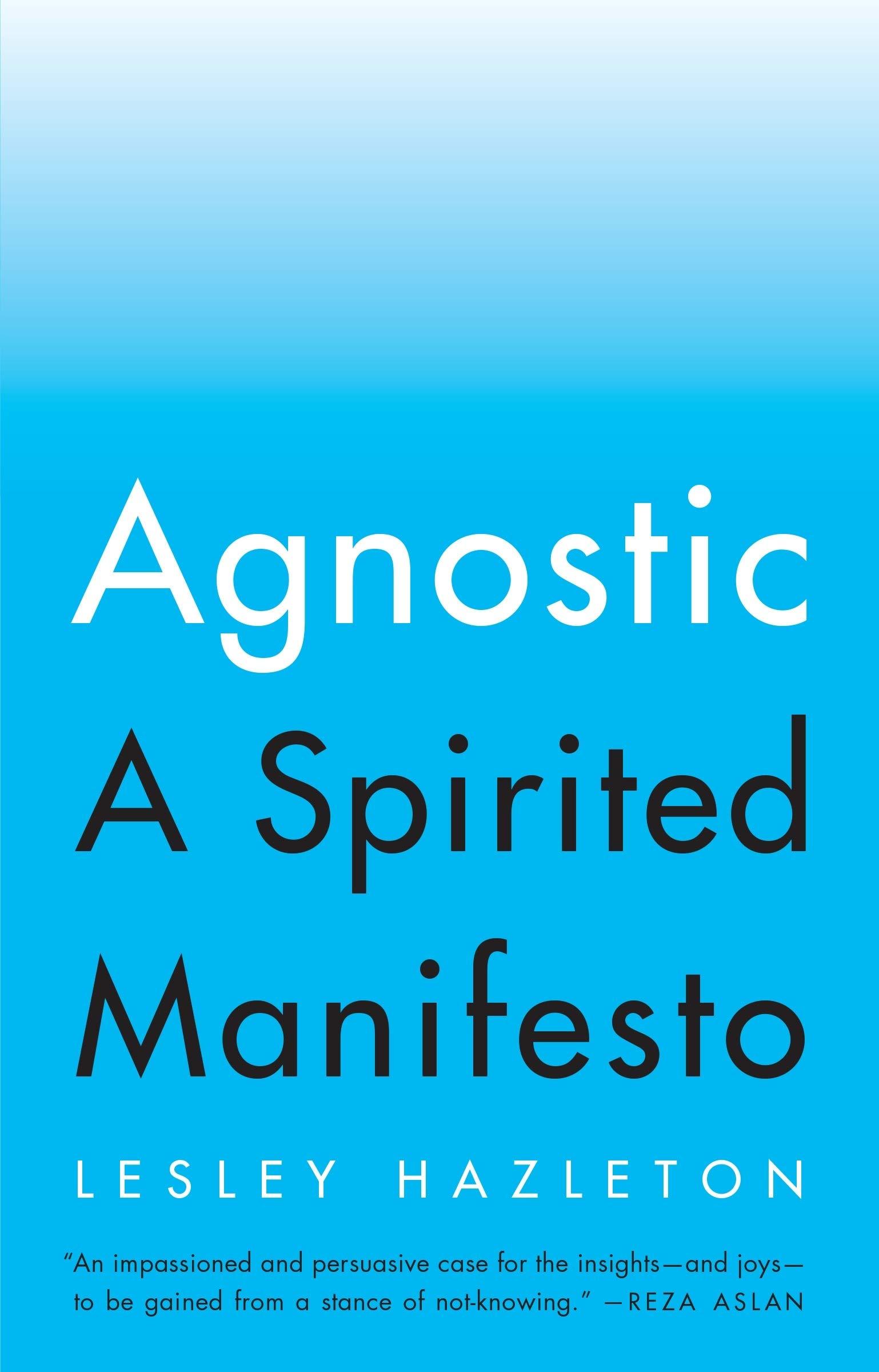 Agnostic Prophets Volume 1