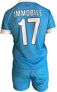 completo calcio Lazio ufficiale