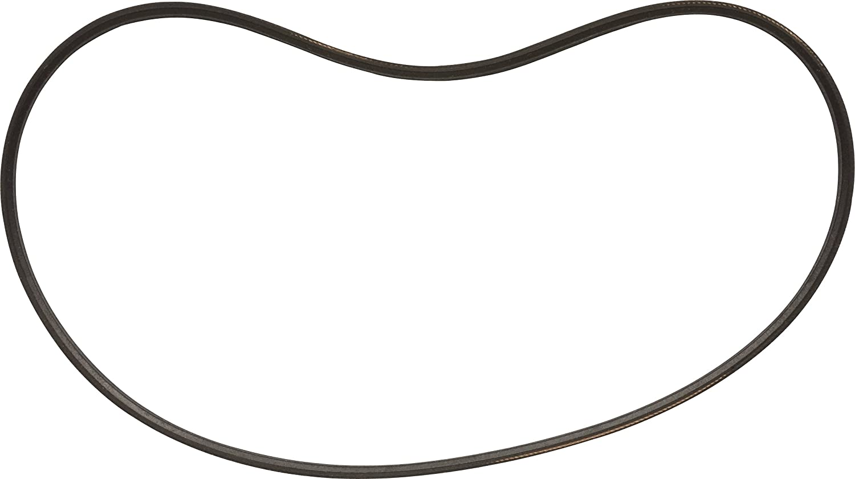 Whirlpool LB6384 W10006384 Belt, Single Unit, Black