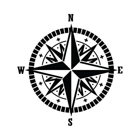 amazon com compass rose stencil template reusable stencil with