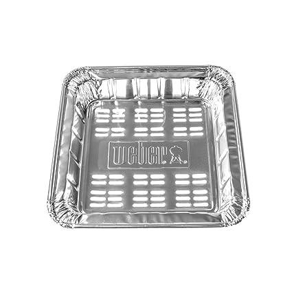 Weber 6314 Bandeja Accesorio de Barbacoa/Grill - Accesorios de Barbacoa /Grill