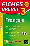 Fiches Brevet Français 3e: fiches de révision