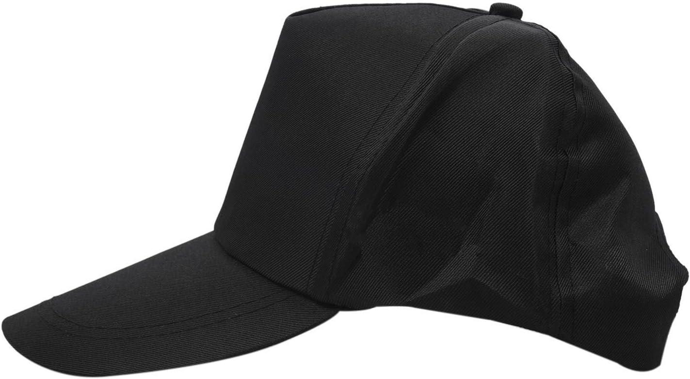 SODIAL(R) Gorra de beisbol ajustable de algodon clasico de verano ...