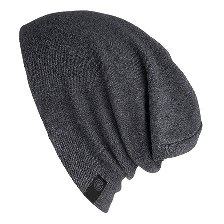 8f8303c0a50a82 Evony Warm Slouchy Beanie Hat – Deliciously Soft Daily Beanie In Fine Knit