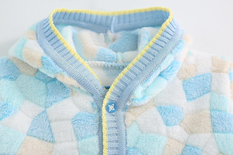 Top Quality Baby Girl Cute Bunnies Cardigan Jumper Coat Fleeced Softest Velvety