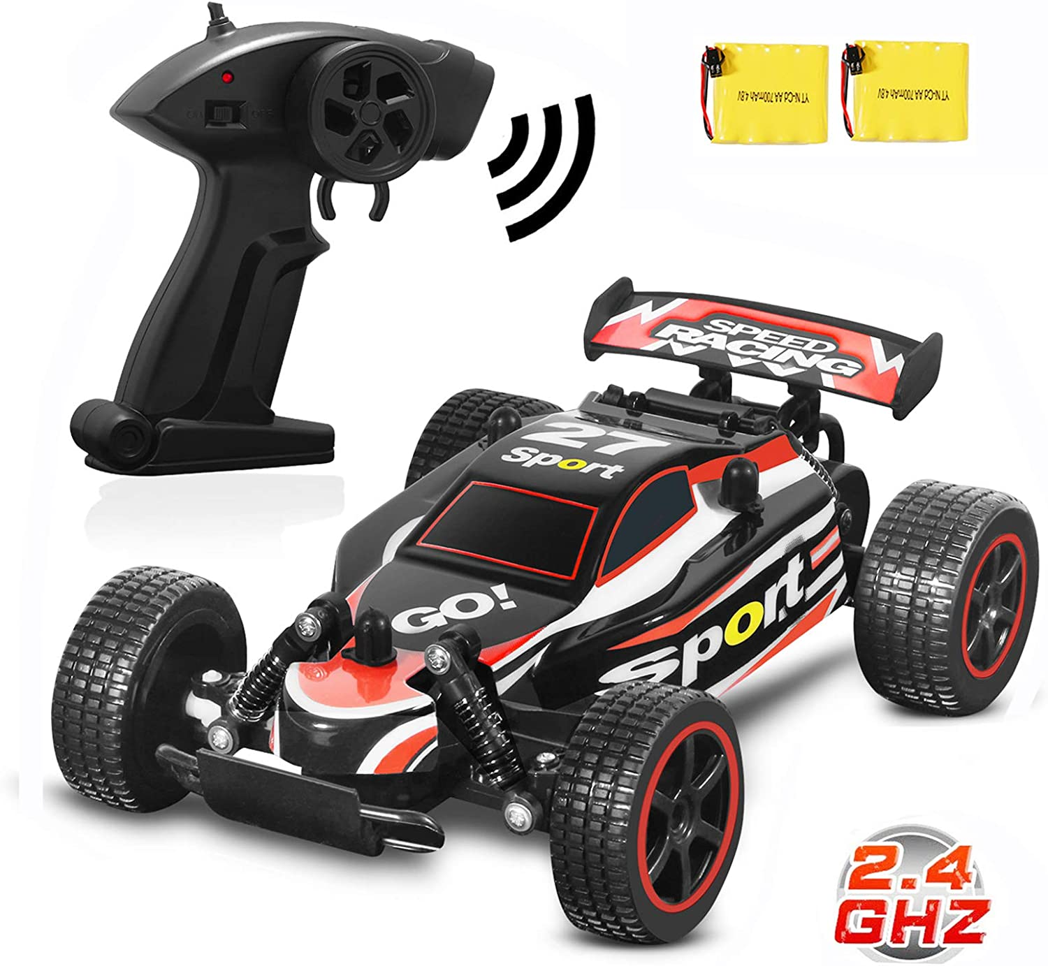 Blexy 1:20 Scale 2WD RC Racing Car $33.99 Coupon