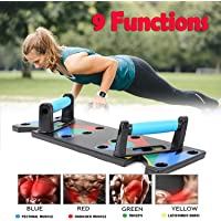 Ovanpa 2019 The Push Up Rack Board 9 en 1 System Fitness Body