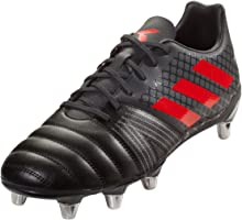 adidas Kakari SG Rugby Boots, Black