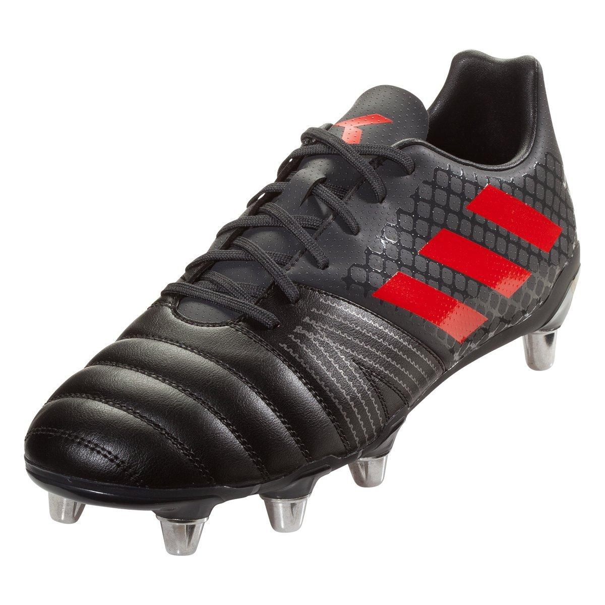 adidas Kakari SG Rugby Boots, Black CM7444