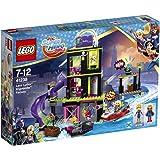 LEGO 41238 - Dc Super Hero Girls, La Fabbrica di Kryptomite di Lena Luthor