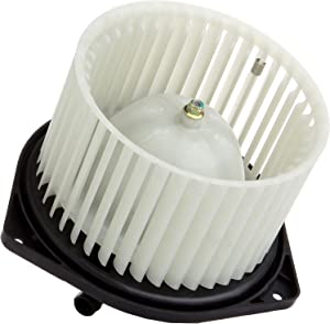 TUPARTS AC Conditioning Heater Blower Motor With Fan HVAC Motors Fit For 2008-2017 M-itsubishi Lancer/ 2007-2018 M-itsubishi Outlander/ 2013-2017 M-itsubishi Outlander Sport