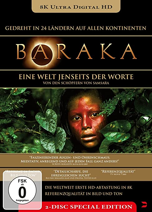 BARAKA - Eine Welt jenseits der Worte Alemania DVD: Amazon.es ...