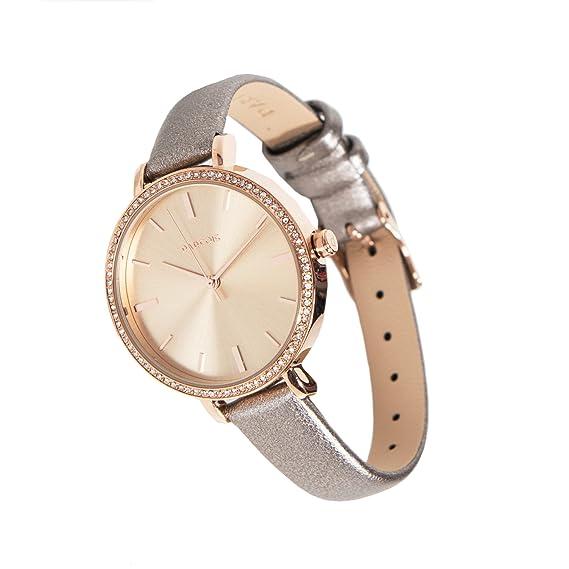 Parfois - Reloj Fashion - Mujeres - Tallas Única - Dorado
