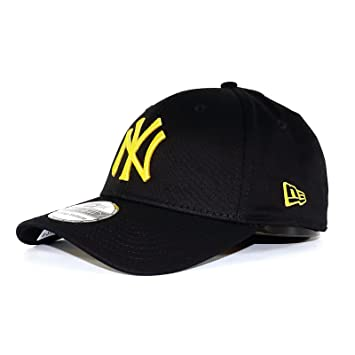 b1f475a8 New Era Men's Baseball Cap Yellow Yellow X-Small: Amazon.co.uk: Clothing