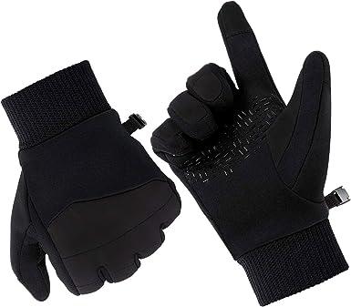 Fazitrip Los guantes de pantalla táctil para otoño e invierno ...