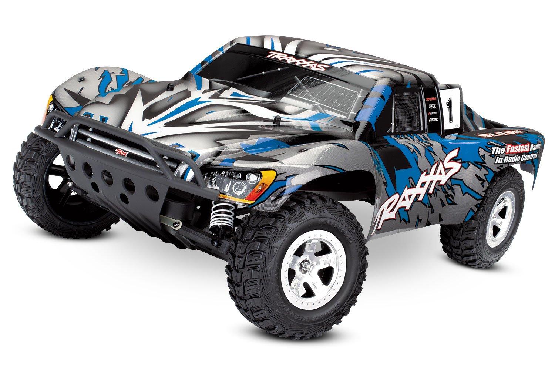 Traxxas Slash 2Wd Short Course Racing Truck, Blue