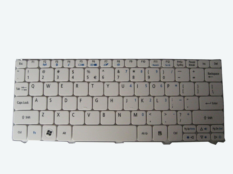 New Keyboard For Acer Aspire One 532H 521 522 533 D255 D255E D257 D270 D260 US