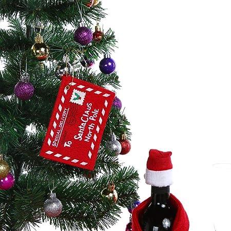 Sghv 10pc Christmas Envelope Christmas Invitation Greeting