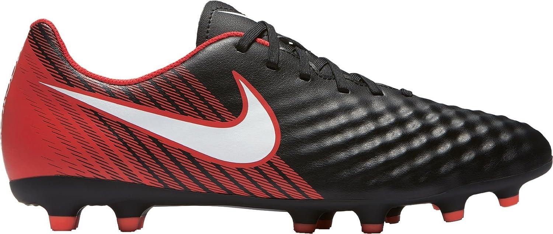 Nike Unisex-Erwachsene Buty Magista Ola Ii Fg 844420 061 Sneaker  44 EU|Mehrfarbig (Indigo 001)
