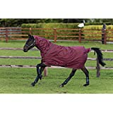 QHP Ausreit cover Fleece Ornament Zw//zilv