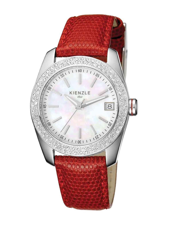 Kienzle Damen-Armbanduhr XS Analog Leder K3032014031