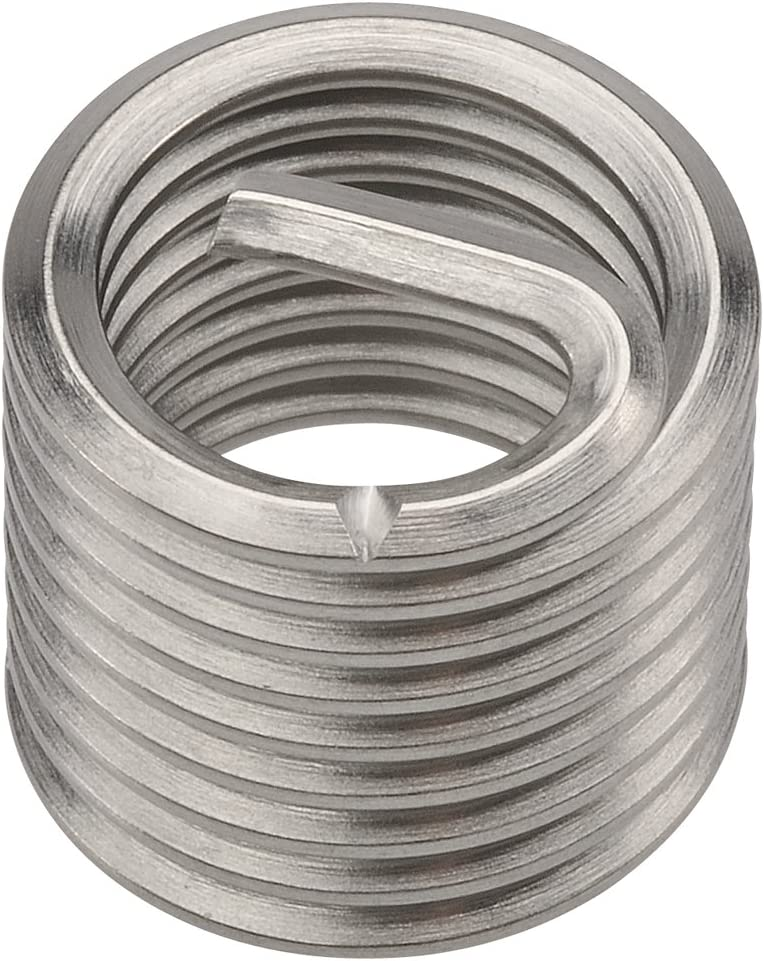PowerCoil 3532-1//2X1.5DP UNC 1//2 x 13 x 1.5D Wire Thread Inserts 10 Pack