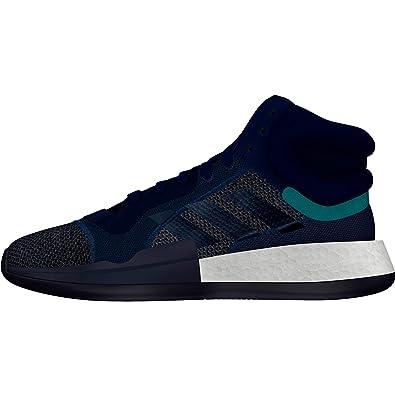 Zapatilla de Baloncesto Adidas Marquee Boost: Amazon.es: Zapatos y ...