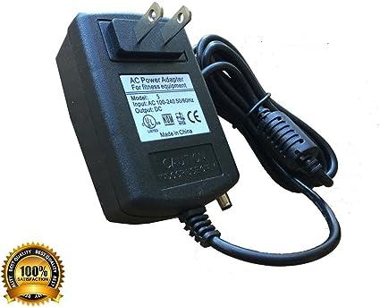 AC Power Supply Power Adapter for Spirit Fitness Recumbent Bike Spirit X XBR55