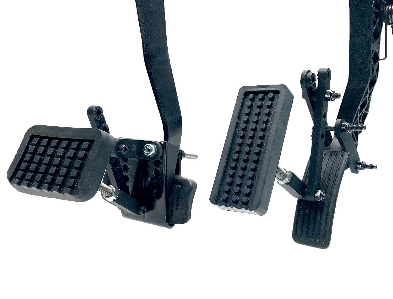 K/önnen Motion Mobilit/ät Pedal X 2.0/Pedal Enhancement Extender Neues Design Einfacher Installation