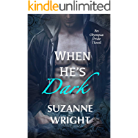When He's Dark (The Olympus Pride Book 1)