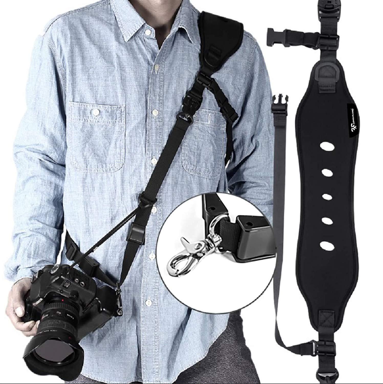 Correa de Hombro para cámara Nikon D500, Correa de Neopreno de ...