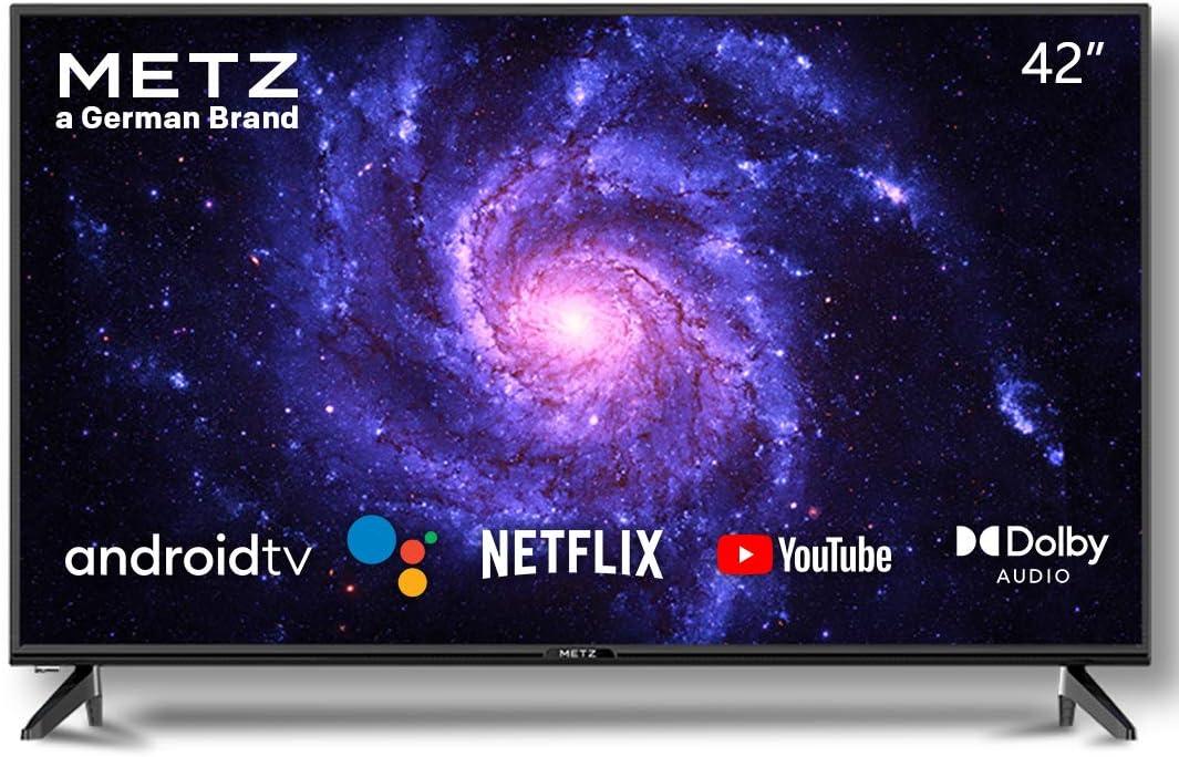 Televisión 42 Pulgadas Smart TV METZ 42MTC6000 Android TV 9,0 ...