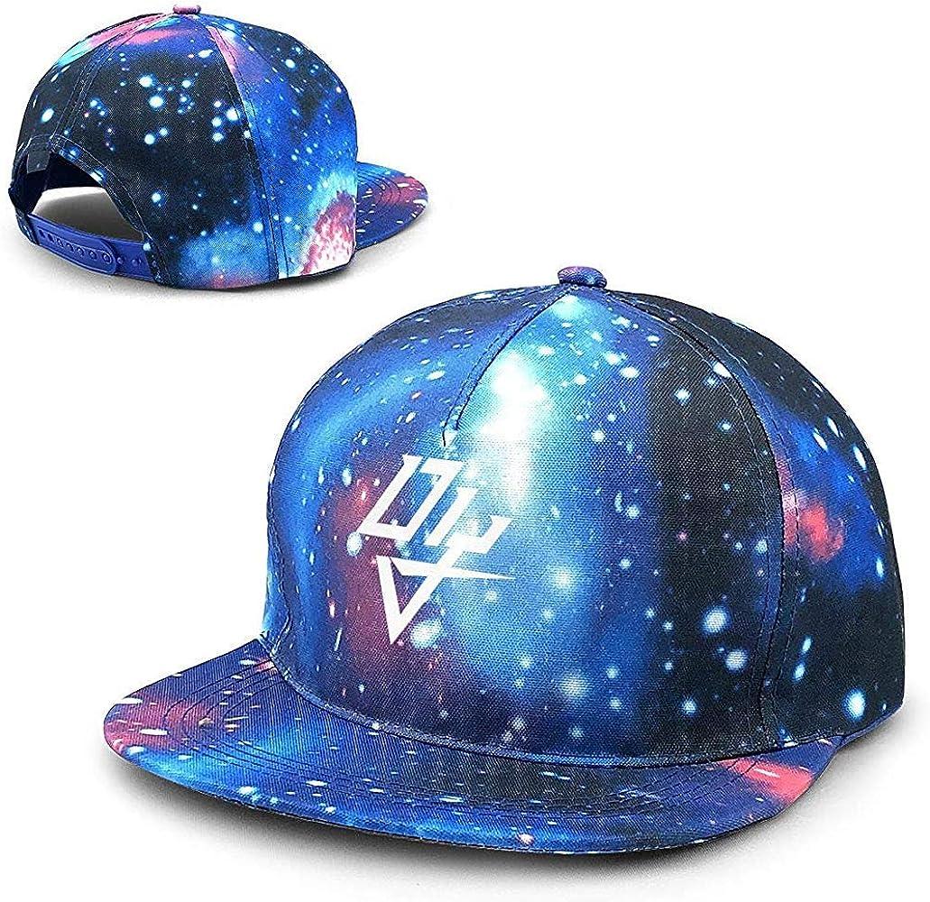 Daddy Yankee Logo Unisex Starry Sky Gorras de béisbol Planas ...