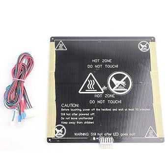 MK3 Cama calefactada profesional Impresoras 3D Heatbed de 12V ...