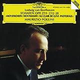 """Beethoven : Sonates pour piano """"Clair de Lune"""", """"Pastorale"""""""